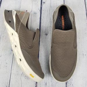 MERRELL | TideRiser M Canteen slip-on mesh loafers